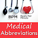 Medical Abbreviations and Meanings