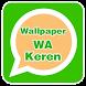 Wallpaper WA Keren by Gudang Lagu 2018
