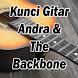 Kunci Gitar Andra The Backbone