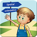 Spatial orientation by PMQ SOFTWARE
