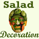 Salad Decoration VIDEOs by Jay Dedaniya 95