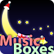 My baby Xmas Carol music boxes by DOKDOAPPS