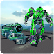 Futuristic Subway Euro Train Transform Robot War by Gamerz Studio Inc.
