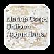 Marine Uniform Regulations by JUKE DIGITAL