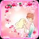 Pink Love Theme Romantic by Theme Dreamer