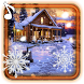 Winter Sunset LWP by Free Live Wallpaper Lab