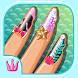 Mermaid Princess Nail Salon by Game Gamer