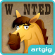 Mystery Word Town: Spelling by Artgig Studio