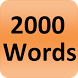 2000 French Words (most used) by www.turkishandroid.com