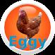 Eggy - Hühner Statistik by heke