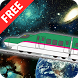 Space Train by ZOUSAN