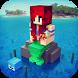Mermaid Craft: Ocean Princess. Sea Adventure Games by Fat Lion Games: Crafting & Building Adventure