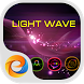 Light Wave - eTheme Launcher by Egame Studio