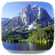 Beautiful mountains HD LiveWP by Lorenzo Stile Designer