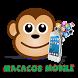 Macacos Mobile by QR comunicação visual