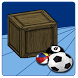Balls Against Boxes by Jose Luis Armesto