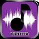 Violetta Musica by Appscribe Studio