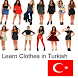Learn Clothes in Turkish by Muratos Games