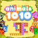 1010 Animals by Famobi