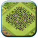 Town Hall 9 Base Layout by sankaapps