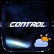 Control GO Weather Widget Theme by GOMO Go