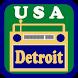 USA Detroit Radio Stations by GN Radio