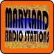 Maryland Radio Stations by Tom Wilson Dev