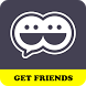 Chat Friends and Usernames by Axel H.