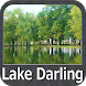 Lake Darling - IOWA GPS Map