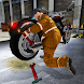 Motobike Mechanic workshop Sim by Games Gromer Studio - Action and Simulation Games