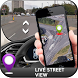 Live Earth Street View Map & Route Navigation by Free App Valley