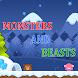Monsters and beasts by KonstantinStudio