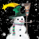 Christmas Snowfall Wallpaper by Fabrizio Nunnari