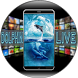 Dolphin Live Wallpaper by aghadigital