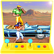 Guide cadillac and dinosaurs by 90's 80's Games katana