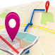 GPS Navigation Place Finder by redshow