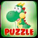 Cartoon Animal Puzzle 1 by Afradad Media
