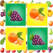 Memory Game - Fruits by Descubre Hoy