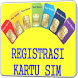 Registrasi Kartu SIM by Yasmin Studio