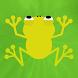 Tummy full! Pakkun in frog by Atech Inc.