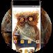 Cartoon Theme Cute Owl Wallpaper HD by Cool Theme Workshop