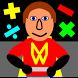 Maths Warrior by DadsDinner