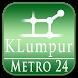 Kuala Lumpur (Metro 24) by Dmitriy V. Lozenko