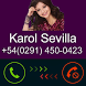 Call from Soy Luna (Karol Sevilla) by iBat Interactive