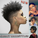 Black Women Short Hairstyles by Yuan Andro Fe