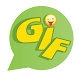 Gifs para whatsapp by Compartilhador