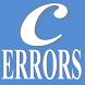 C Common Errors