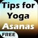 Tips for Yoga Asanas by Danny Preymak