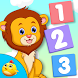Toddlers Learning Numbers by Gameiva