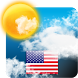 USA Weather forecast by ID Mobile SA